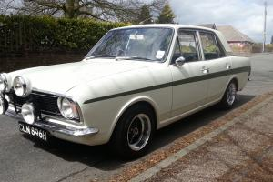 cortina gt,lotus.escort,show car,capri,classic car.retro.
