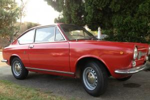 1967 Fiat Abarth OT1000 Coupe