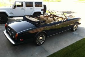 1984 Rolls Royce Corniche Photo