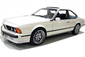 89 635 CSI Coupe ABS Brakes Air Conditioning Alloy Wheels Body Style: COUPE 2-DR