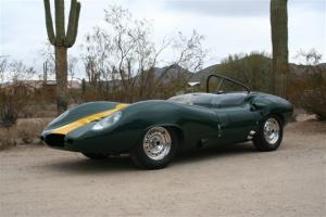 1959 Jaguar Lister Costin Recreation
