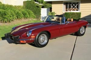 1974 Jaguar XKE Base 5.3L