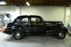 1937 Buick Special (series 40 - 48)