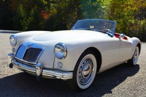 1958 MGA Roadster Convertible Photo