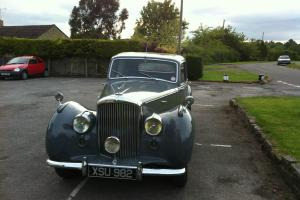 1950 Bentley MK VI 1 1/4 Saloon