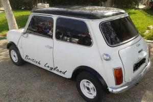 Mini Cooper British Leyland 1000
