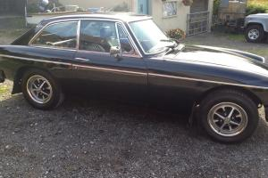 MGB GT in excellent condition
