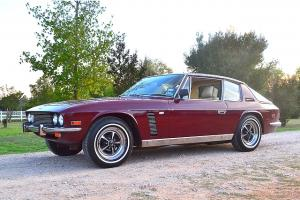 1971 Jensen Interceptor II, 1-Owner, NO RESERVE