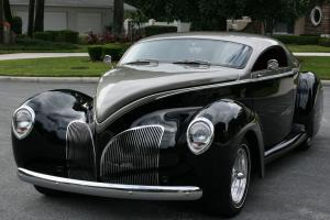 INCREDIBLE HIGH END CUSTOM  -1939 Lincoln Zephyr Coupe -  10K MILES