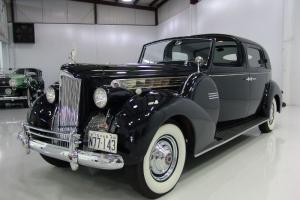 1940 PACKARD 180 FORMAL SEDAN TOWN CAR SPECTACULAR RESTORATION TRADES WELCOME!