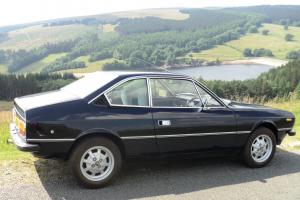 Lancia Beta Coupe 1.6