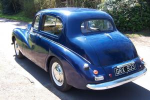 Sunbeam Talbot 90 MKII, Floor Change, overdrive, very solid car...superb driver.
