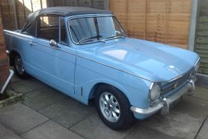 Triumph Herald 1360 Convertable  Photo