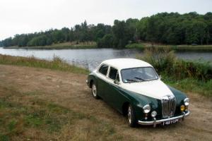 1956 MG MAGNETTE ZA PLENTY OF PATINA