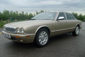 2001 DAIMLER SUPER V8 4.0 LWB XJ SERIES Only 55,000 Miles
