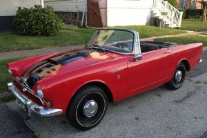 1967 Sunbeam Alpine V 1.7L Convertible