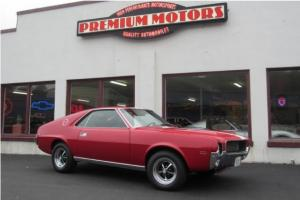 1968 AMC AMX! 4 speed!