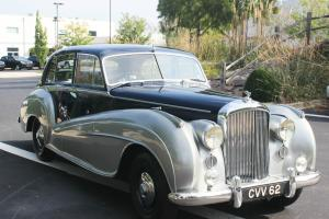 1953 Bentley R Type Photo