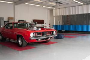 1973 Plymouth Cuda (NO RUNNING MOTOR)