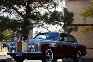 1969 ROLLS-ROYCE CORNICHE RARE MULLINER PARK WARD COUPE Photo