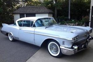 1958 Cadillac Eldorado Seville Sedan, Rebuilt Engine and Tranny!