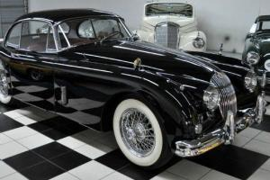 STUNNING XK 150 FHC - RESTORED TO IMMACULATE CONDITION -