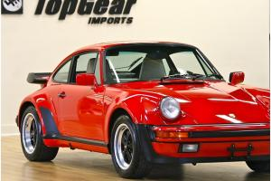 1987 PORSCHE 930 TURBO 1-OWNER CAR IN EXCELLENT CONDITION COLLECTORS QUALITY !!