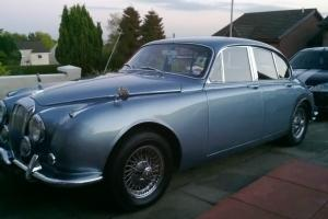 daimler 2.50 v8 saloon / jag mk2  Photo