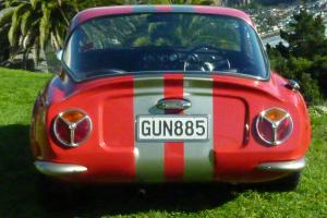 1965 TVR 1800S Grantura Coupe Photo