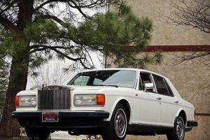 1988 Rolls-Royce Silver Spirit Great Shape Photo