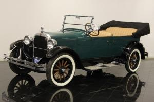 1924 Dodge Brothers Touring 4 Door Convertible Frame Off Restoration