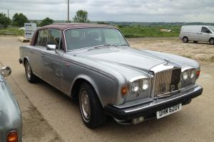 1980 Bentley T2 Nice car with sunroof and good history.