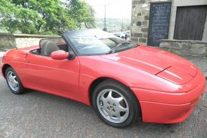 LOTUS ELAN SE TURBO (Low mileage / low owners)
