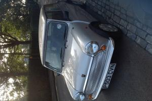 1996 ROVER MINI EQUINOX SILVER under 22k miles