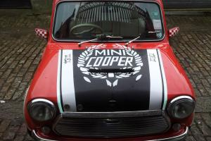 Austin rover mini 1275  Photo