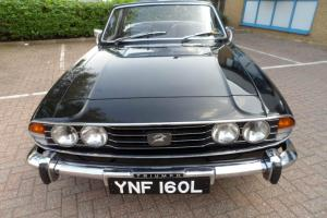 Triumph Stag 1972 3 Litre Manual Mot Photo