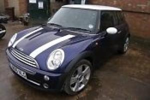 2005 MINI MINI COOPER MAUVE/PURPLE Good condition, viewing available