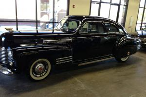 1941 Cadillac Fastback Coupe