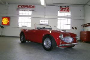 AUSTIN HEALEY SEBRING MX 3000 HOT ROD STREET ROD ROADSTER CUSTOM PROJECT