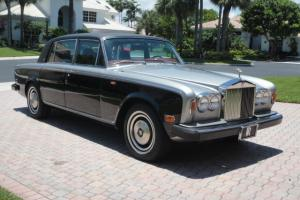 1979 ROLLS ROYCE SILVER WRAITH II, 17,333 ORIGINAL MILES Photo