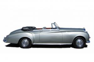 THIS IS THE FINEST CONVERTIBLE SILVER CLOUD CONVERSION
