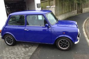 1999 ROVER MINI PAUL SMITH BLUE GARAGE FIND BEAUTIFUL  Photo
