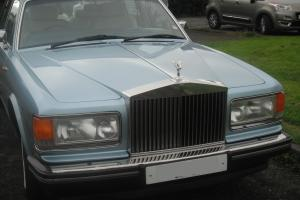 1987 Rolls Royce Silver Spirit  Photo