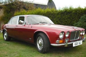 JAGUAR 5.3 XJ12 L, series 1, Rare 1973 car, one of only 750 ever