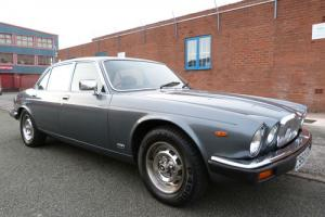 JAGUAR XJ6 4.2 SALOON - SUBSTANTIAL HISTORY AND JUST 32K MILES FROM NEW