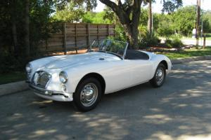 1962 MGA Mk II Roadster 1622 cc Photo