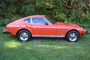 1978 datsun 280 z , arizona rust free car, super clean, 4 speed, nissan
