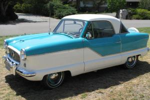 1960 Nash Metropolitan Rambler Fully Restored! 500 miles on New Engine!