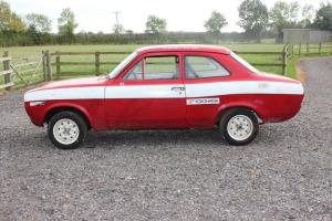 MK1 Escort Rally race less engine RS2000 Mexico Barn find Restoration project