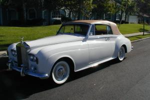 ROLLS ROYCE SILVER CLOUD CONVERTIBLE Photo